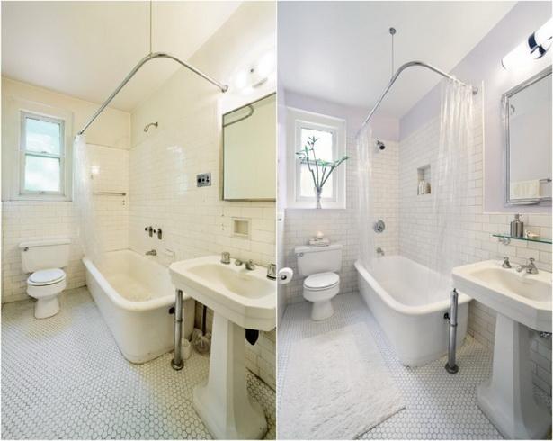 kleines bad renovieren ideen. Black Bedroom Furniture Sets. Home Design Ideas