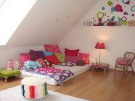 kuschelecke kinderzimmer einrichten. Black Bedroom Furniture Sets. Home Design Ideas