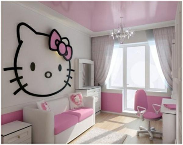 M dchenzimmer deko for Wohnen zimmer deko