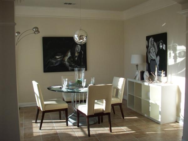 Esszimmer Einrichtungsideen Modern : Moderne esszimmer einrichtung