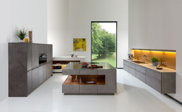 eine moderne kochinsel fr luxurise kchen freshouse - Moderne Kochinsel