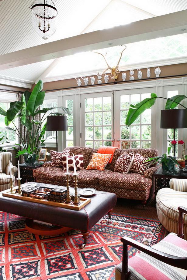Wohnzimmer Orientalisch Einrichten : Orientalisch Einrichten Wie Im  Morgenland Foto GAP Interiors Costas