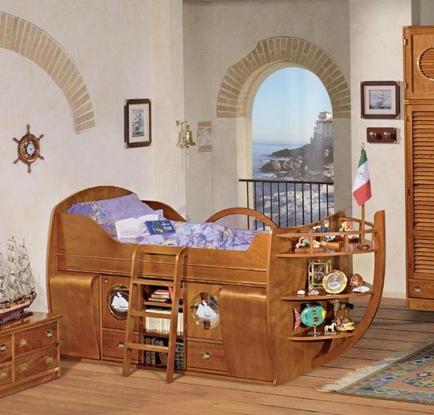 Kinderzimmer Pirat Gestalten piraten kinderzimmer möbel