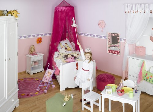 sch ne kinderzimmer gestalten. Black Bedroom Furniture Sets. Home Design Ideas