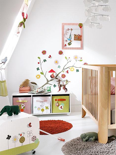 Sch ne kinderzimmer gestalten - Kinderzimmer schon gestalten ...