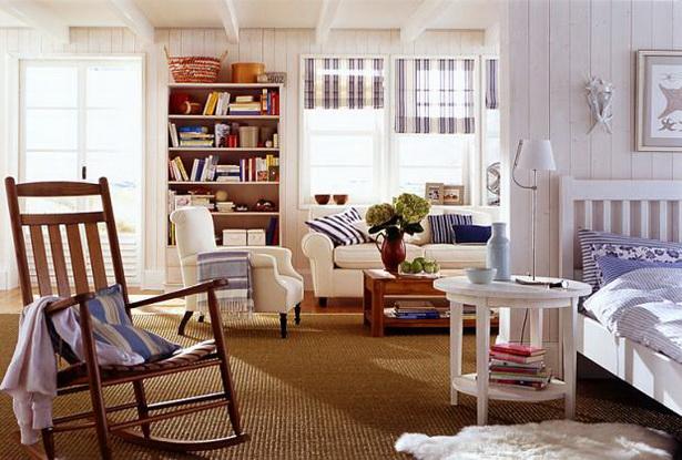 Schöner wohnen landhausstil wohnzimmer