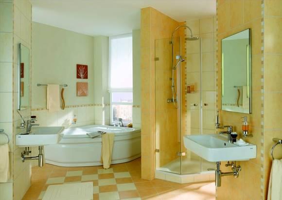 Sch nsten badezimmer for Die schonsten badezimmer