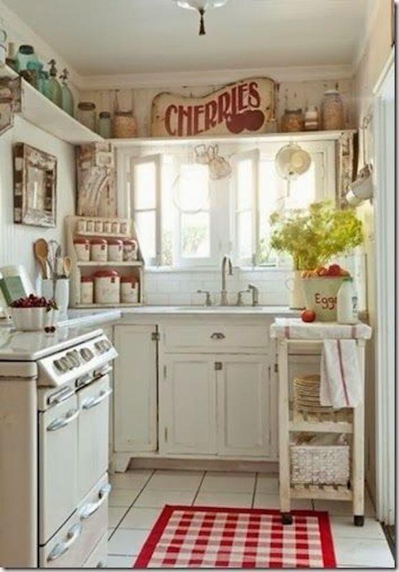 Sehr kleine küche einrichten