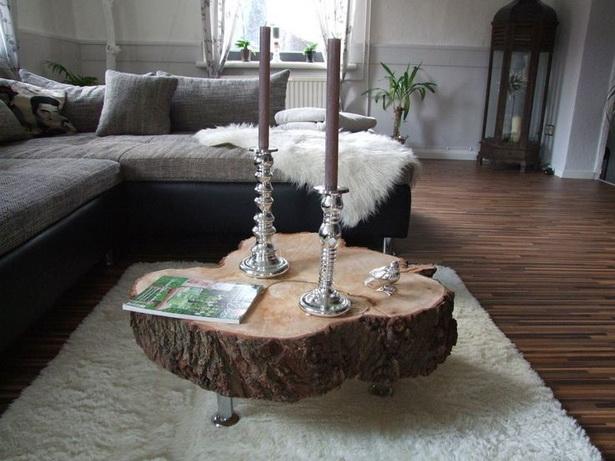 Stylische wohnzimmer tische