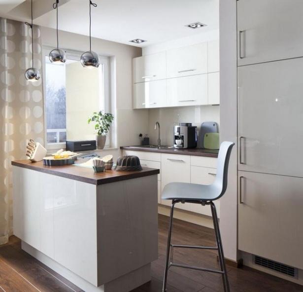 Tolle ideen für kleine küchen