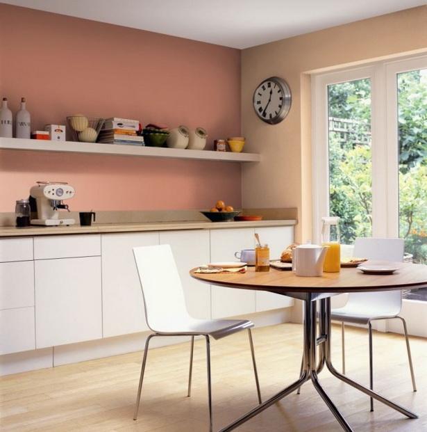 Wandfarben küche ideen
