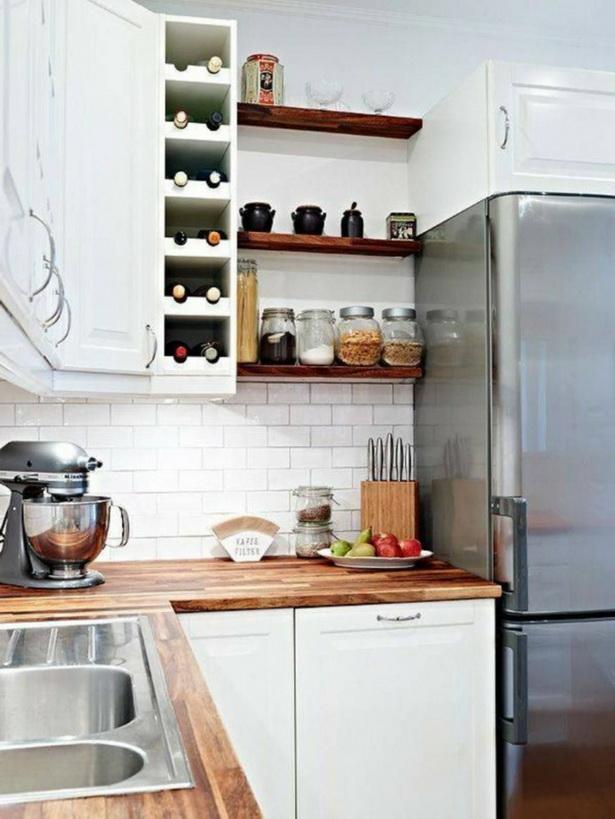 Wohnideen Für Kleine Räume wohnideen für kleine küchen
