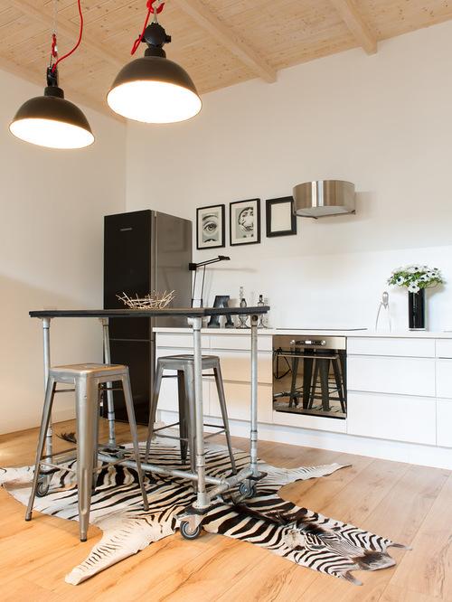 wohnk chen bilder. Black Bedroom Furniture Sets. Home Design Ideas