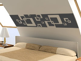 Wohnideen Schlafzimmer Schräge dachschräge deko schlafzimmer