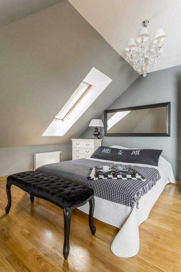 Dachschräge Dekorieren dachschräge deko schlafzimmer