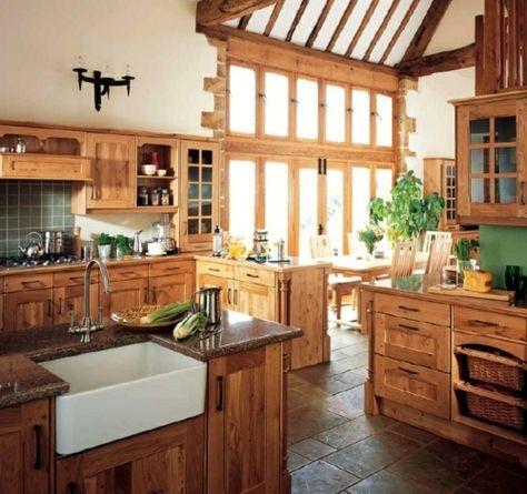 Nussdorfer Küchenhaus einrichtungsideen küche landhaus