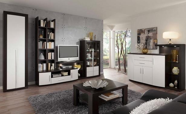 Farbgestaltung wohnzimmer braun