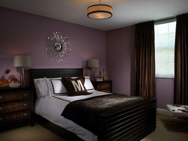 Farbkombinationen schlafzimmer