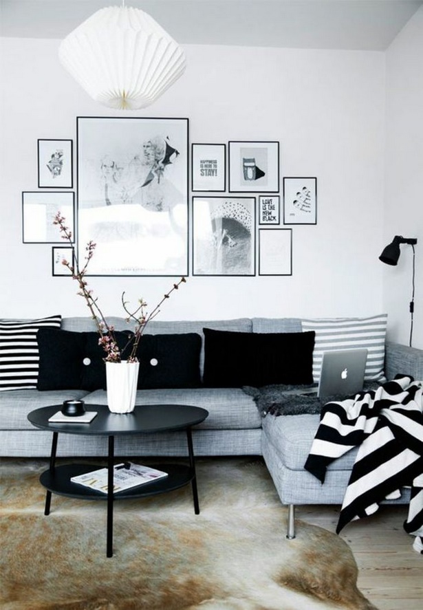 Wand Gestalten große weiße wand gestalten