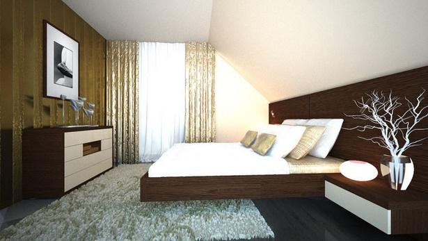 Ideen für schlafzimmer mit dachschräge