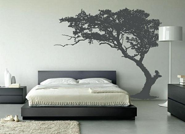 Ideen für wandgestaltung schlafzimmer