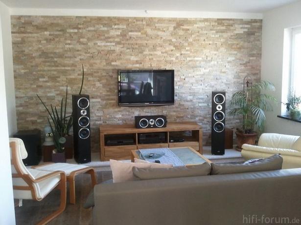 Ideen für wohnzimmer wandgestaltung