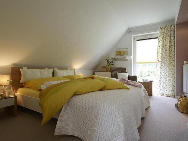 Ideen schlafzimmer mit schräge