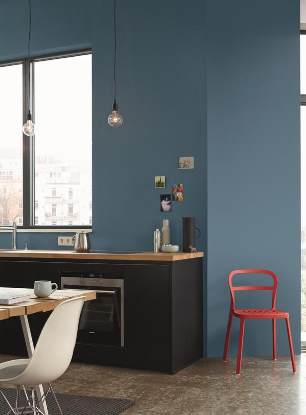 Küche wandfarbe