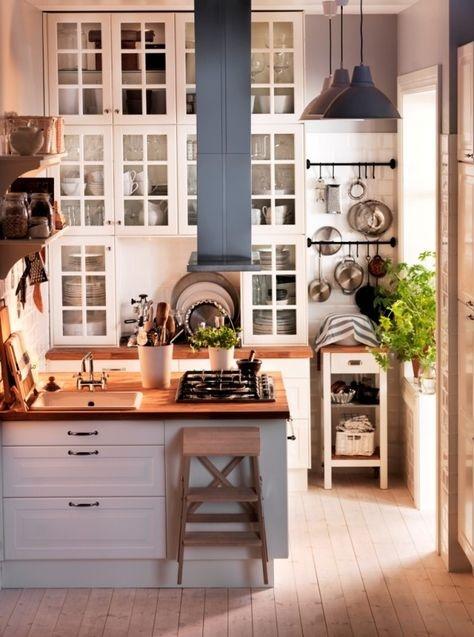Kleine küche inspiration