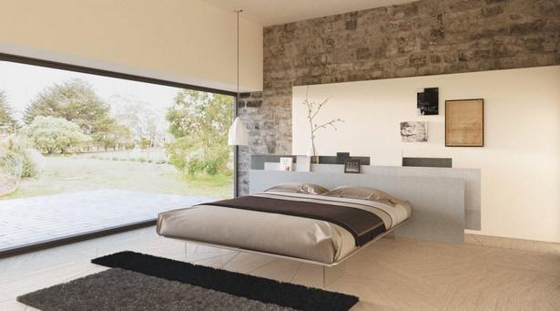 Kreative wandgestaltung schlafzimmer