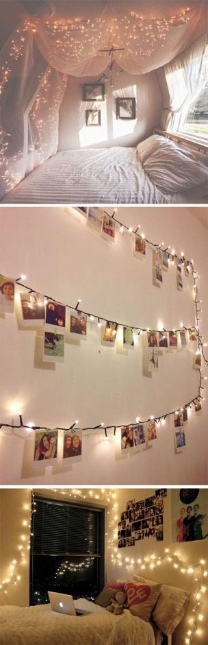 Lichterkette Schlafzimmer Um Dich Zu Inspirieren Wie Man Den Schlafzimmer  Mit Hervorragendem Stil Verziert 1. Deko Ideen Schlafzimmer ...