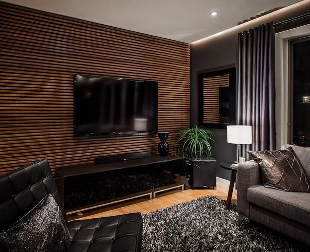 moderne wohnzimmer wand. Black Bedroom Furniture Sets. Home Design Ideas