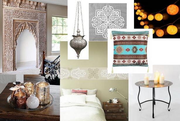 Orientalische deko ideen