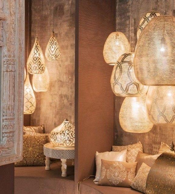 Wohnzimmer Ideen Orientalisch: Orientalische Deko Ideen