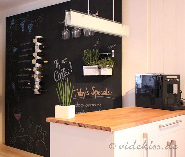 Raumgestaltung küche wände