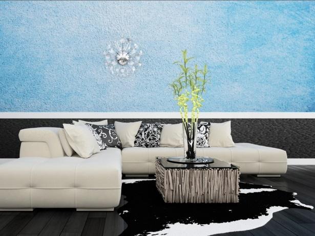 Raumgestaltung wohnzimmer tapeten - Wohnzimmer tapeten ideen modern ...