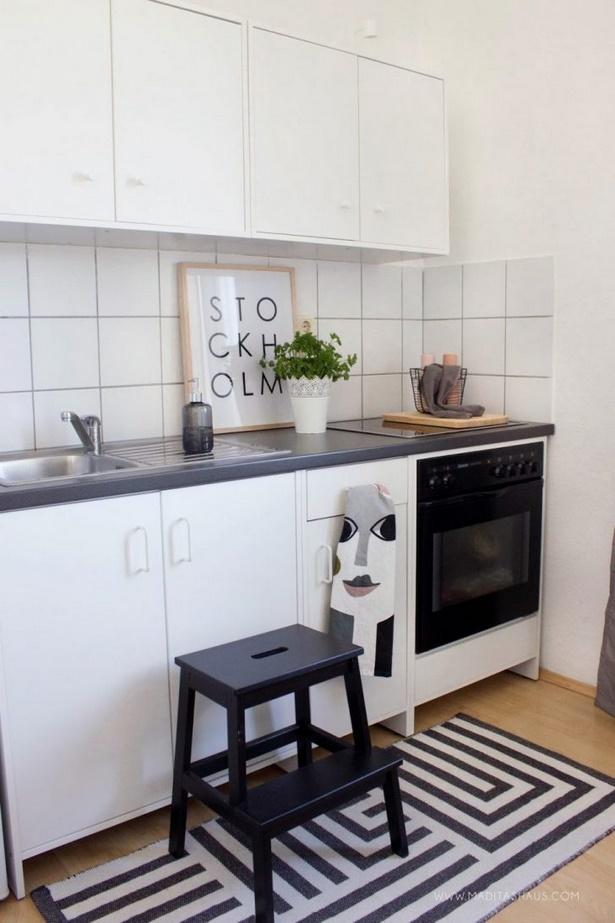 reihenhaus k che einrichten. Black Bedroom Furniture Sets. Home Design Ideas