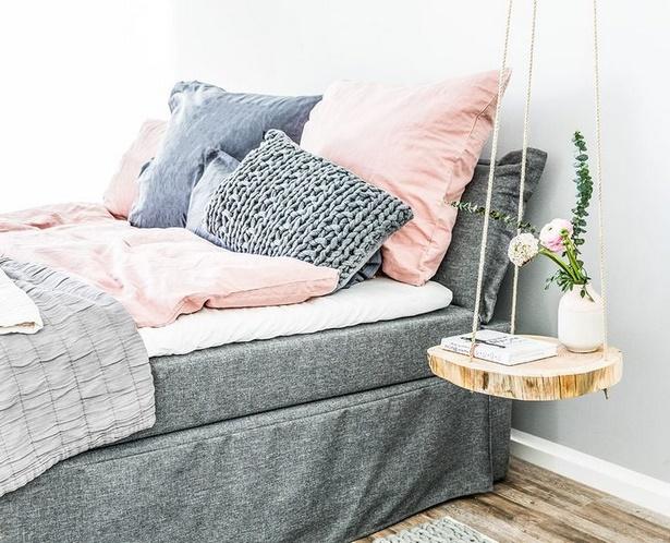 Einfach Schlafzimmer Deko ~ Schlafzimmer einfach umgestalten