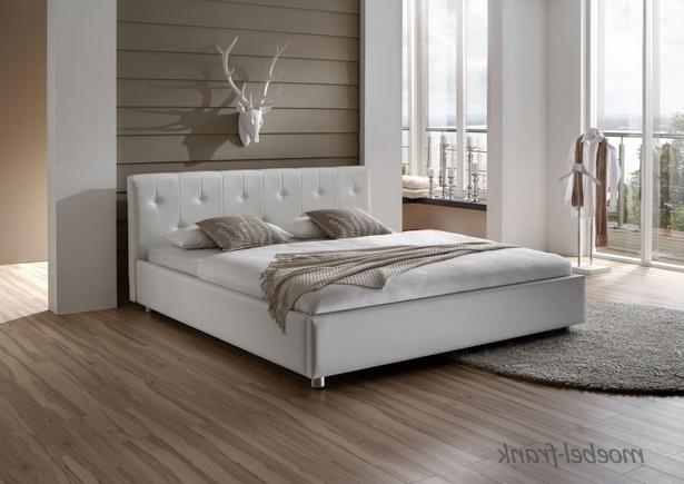 schlafzimmer einrichten graues bett