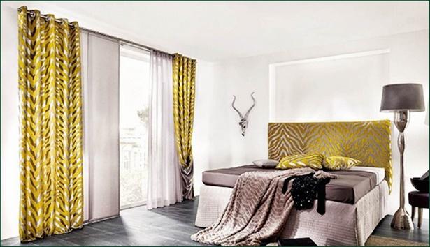 schlafzimmer gardinen deko. Black Bedroom Furniture Sets. Home Design Ideas