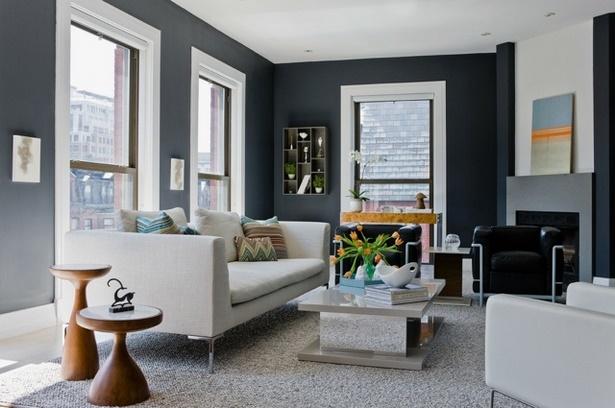 Tapeten farben wohnzimmer