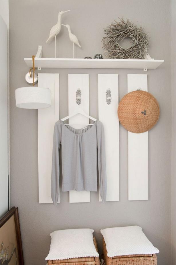 tapeten flur ideen. Black Bedroom Furniture Sets. Home Design Ideas
