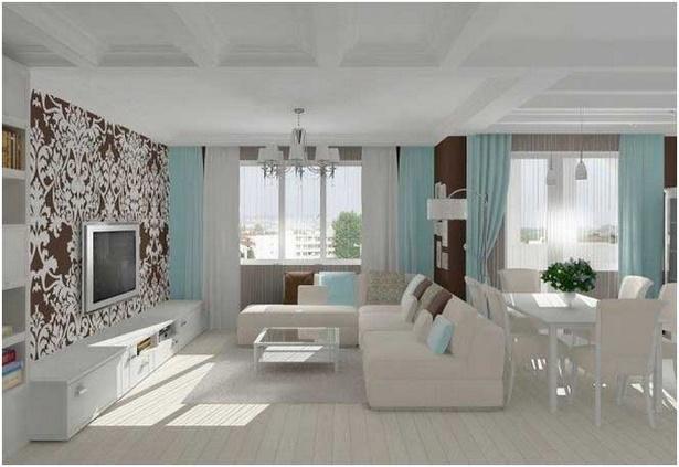 Tapeten vorschl ge f r wohnzimmer - Tapeten fur wohnzimmer ideen ...