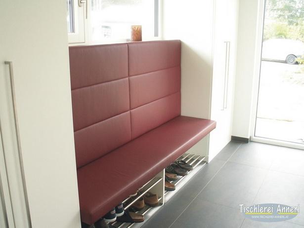 Vorraum gestalten - Garderobe gestalten ...