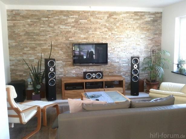 Wanddekoration wohnzimmer beispiele
