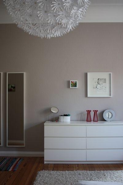 Wandfarben gestaltung schlafzimmer - Wandfarbe schlafzimmer beruhigend ...