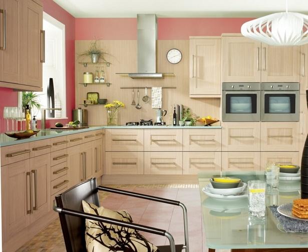 Wandfarben ideen küche