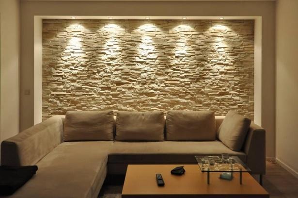 Wandgestaltung Wohnzimmer Steinoptik wandgestaltung bilder wohnzimmer