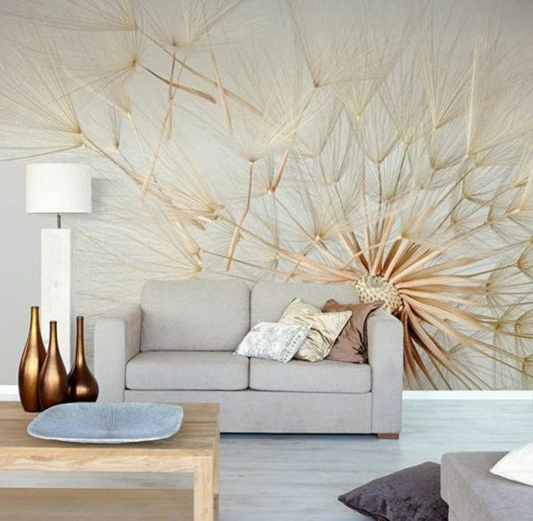 Wandgestaltung Im Wohnzimmer U2013 85 Ideen Und Beispiele