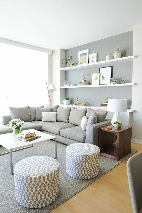 wandgestaltung ideen farbe wohnzimmer. Black Bedroom Furniture Sets. Home Design Ideas